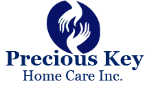 Precious Key Home Care Inc., Logo
